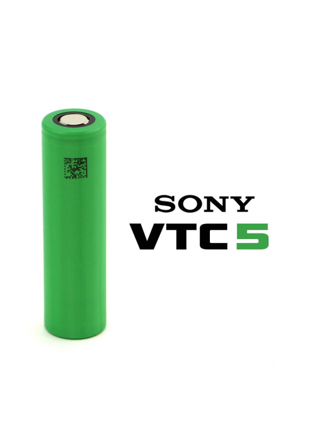 Buy Sony VTC5 Battery in our eshop – 7Vapes.no