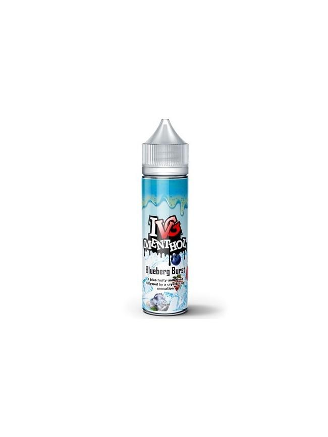 Buy Blueberg Burst E-liquid in our eshop – 7Vapes.no
