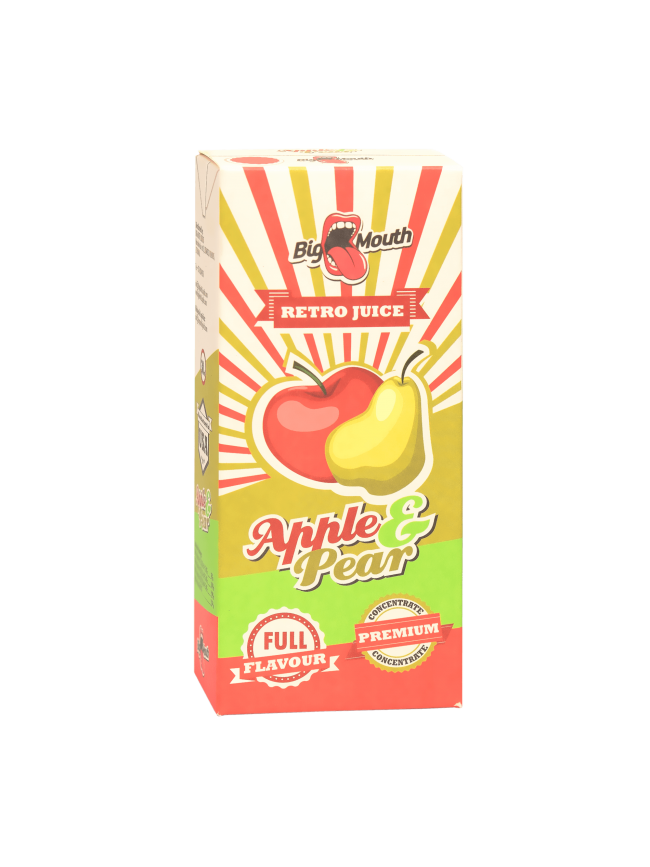 Buy Apple & Pear flavor concentrate in our eshop – 7Vapes.no