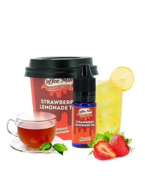 Buy Strawberry Lemonade Tea flavor concentrate in our eshop –