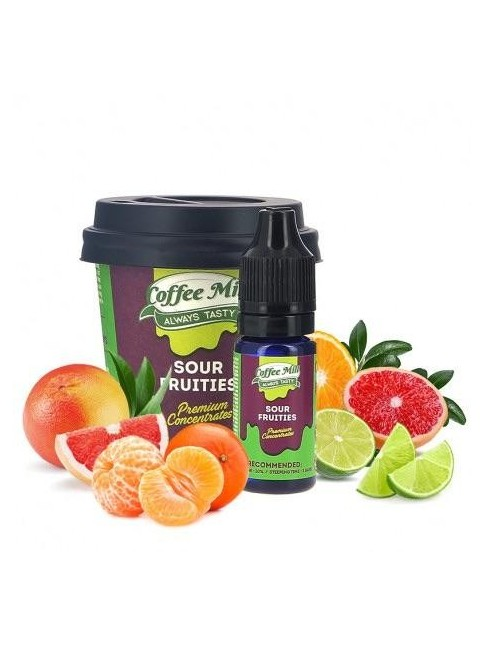 Buy Sour Fruities flavor concentrate in our eshop – 7Vapes.no