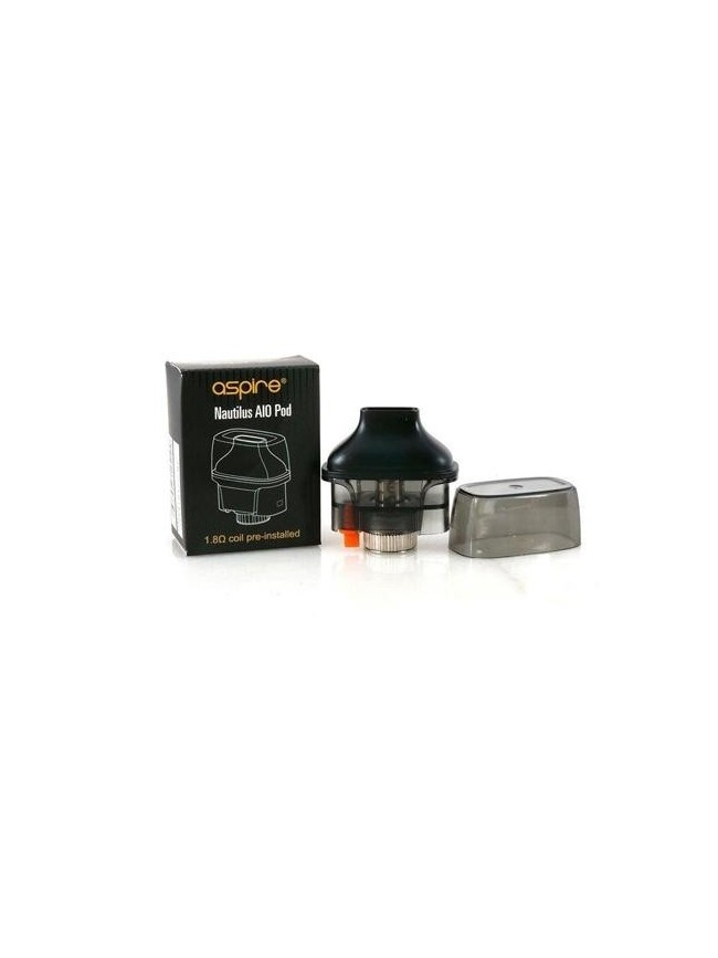 Buy Aspire Nautilus AIO Pod in our eshop – 7Vapes.no