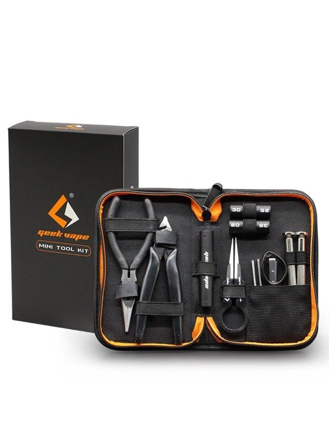 Buy Geekvape Mini Tool Kit in our eshop – 7Vapes.no