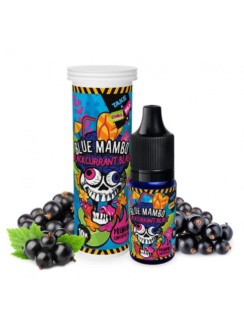 Buy Blue Mambo - Blackcurrant Blast flavor concentrate in our