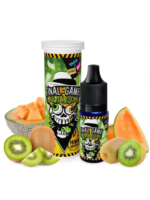 Buy Final Game - Kiwi Melon flavor concentrate in our eshop –