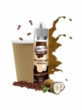 Buy Coconutmilk Mocha 50ml E-liquid in our eshop – 7Vapes.no