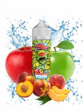 Buy Peachy Apple Twister 100 ml E-liquid in our eshop –