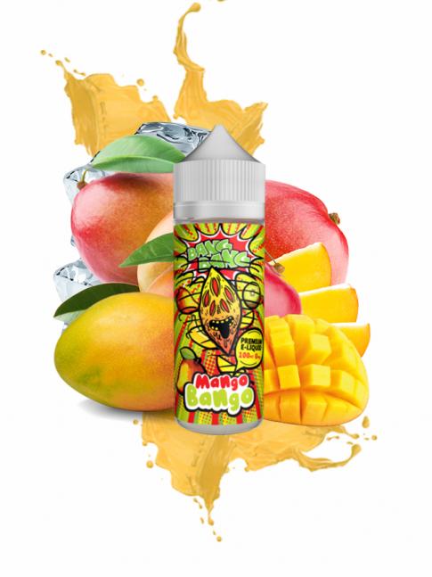 Buy Mango Bango 100 ml E-liquid in our eshop – 7Vapes.no