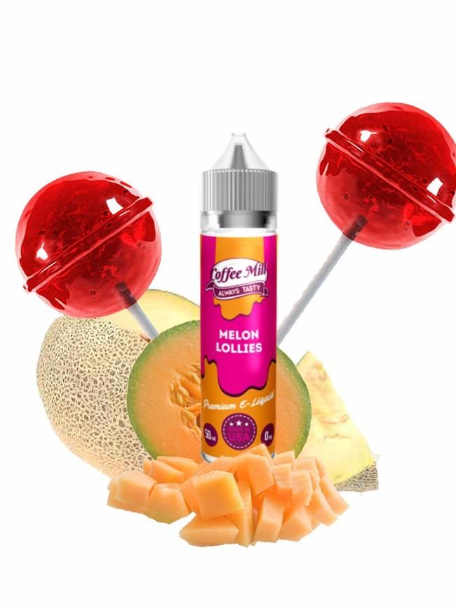 Buy Melon Lollies 50ml E-liquid in our eshop – 7Vapes.no