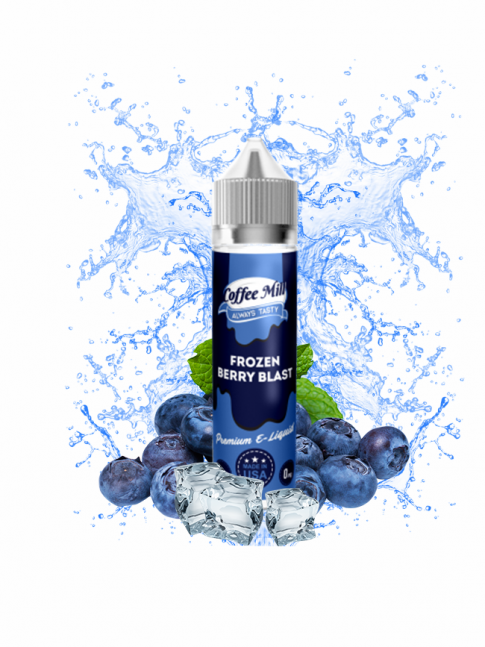 Buy Frozen Berry Blast 50ml E-liquid in our eshop – 7Vapes.no