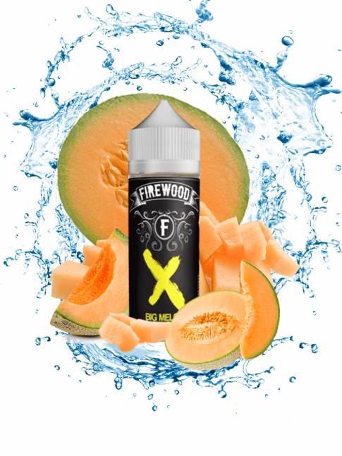 Buy Big Melon 100 ml E-liquid in our eshop – 7Vapes.no