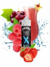 Kjøp Wild Redberry 100 ml E-væske i vår nettbutikk – 7Vapes.no