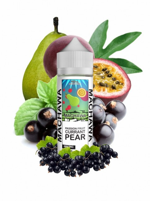 Buy Passion Fruit Currant Pear 100 ml at Vape Shop – 7Vapes