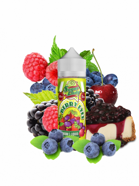 Buy Berry Eyes 100 ml E-liquid in our eshop – 7Vapes.no