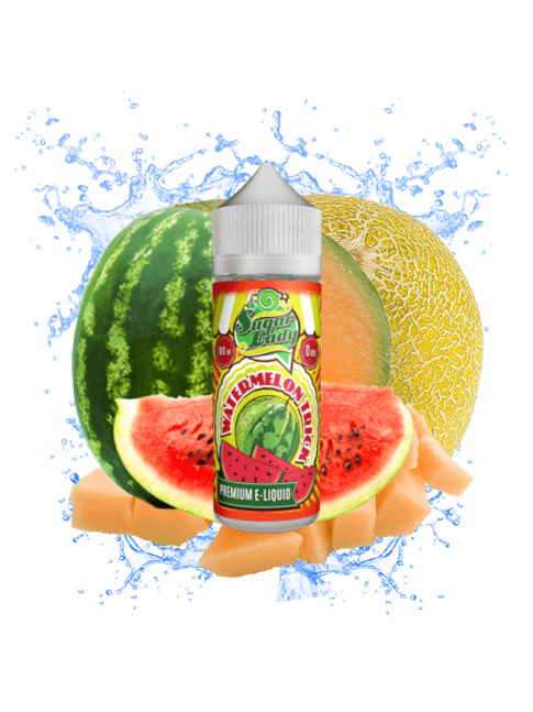 Buy Watermelon Trick 100 ml E-liquid in our eshop – 7Vapes.no
