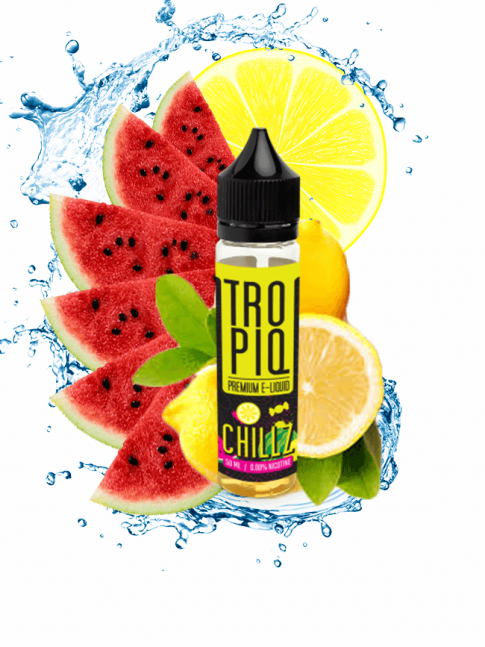 Buy Chillz 50 ml E-liquid in our eshop – 7Vapes.no