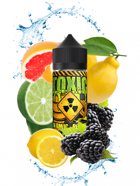 Buy Atomic Power 100 ml E-liquid in our eshop – 7Vapes.no