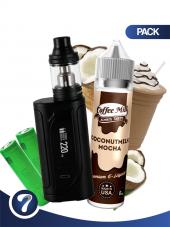 Kjøp Eleaf IKonn 220 Kit + 50 ml E-liquid i vår nettbutikk –
