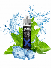 Buy Blue Menthol 50 ml E-liquid in our eshop – 7Vapes.no