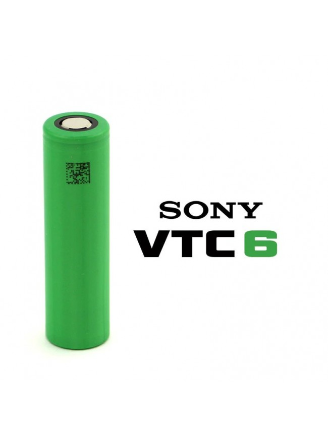 Buy Sony VTC6 Battery in our eshop – 7Vapes.no