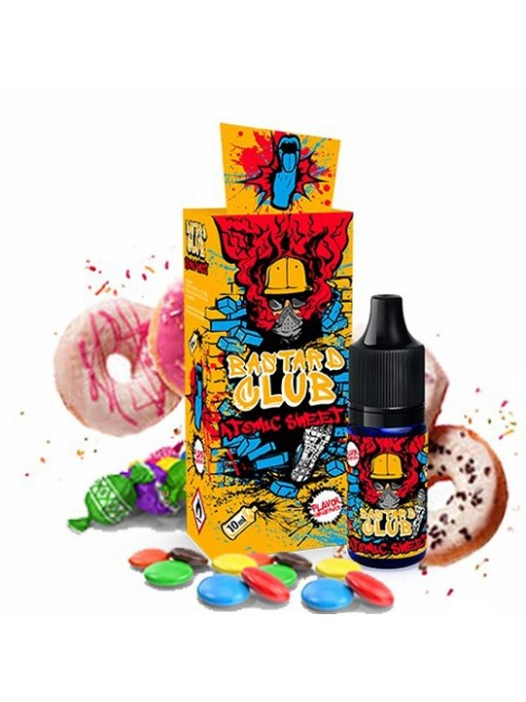 Kjøp Atomic Sweet i vår nettbutikk – 7Vapes.no E-Sigaretter