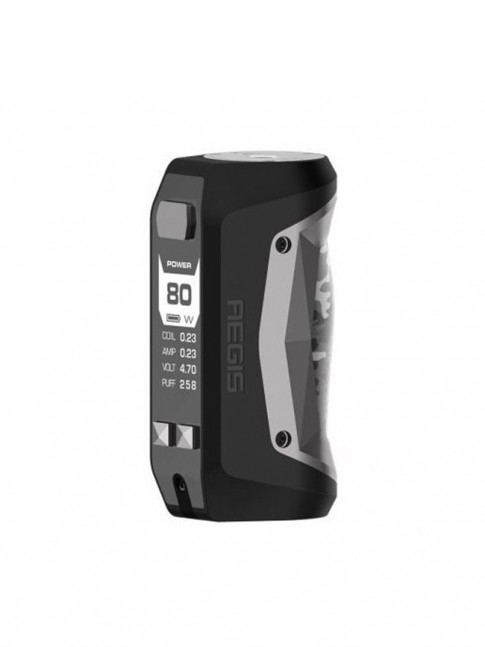 Buy Geek Vape Aegis Mini 80W Mod in our eshop – 7Vapes.no