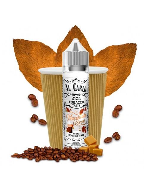 Buy Macchiato Brew 50 ml E-liquid in our eshop – 7Vapes.no
