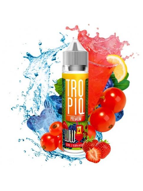 Kjøp Lulu 50 ml E-væske i vår nettbutikk – 7Vapes.no