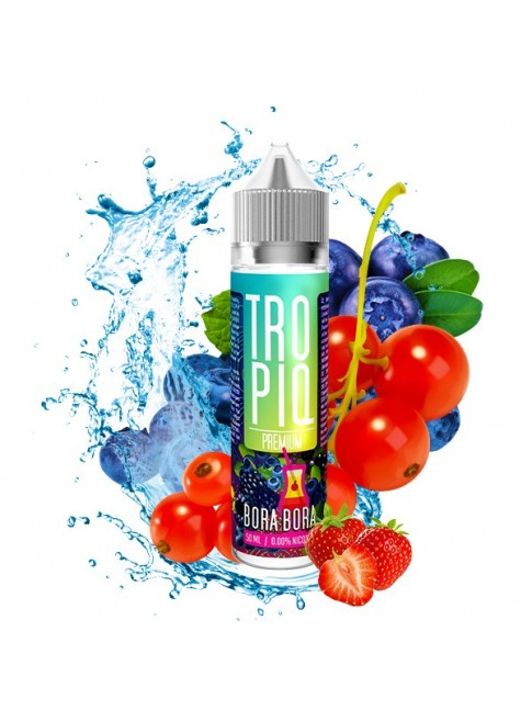 Buy Bora Bora 50 ml E-liquid in our eshop – 7Vapes.no