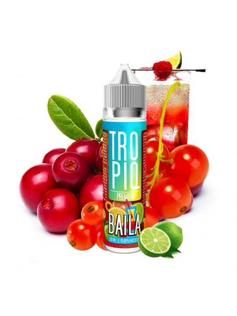 Buy Baila 50 ml E-liquid in our eshop – 7Vapes.no