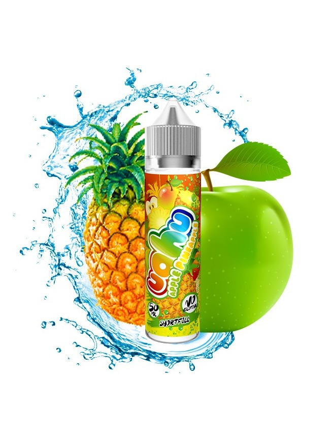 Buy Apple Pineapple 50 ml E-liquid in our eshop – 7Vapes.no
