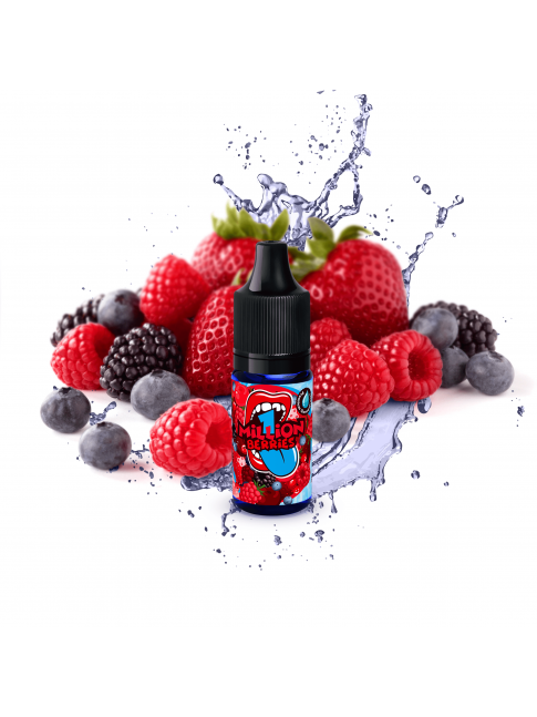 Buy One Million Berries flavor concentrate in our eshop –
