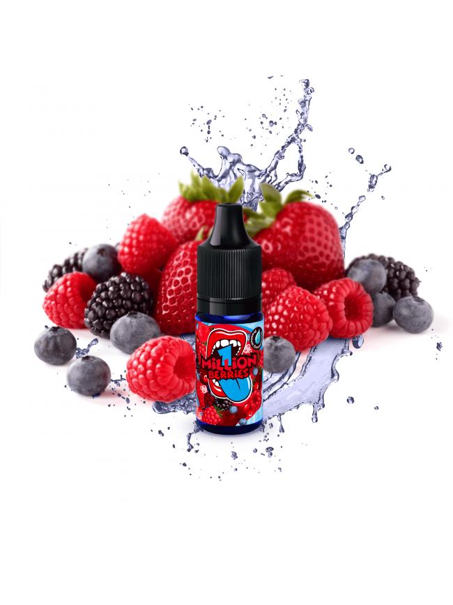 Kjøp One Million Berries i vår nettbutikk – 7Vapes.no