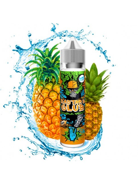 Buy Pineapple Anarchy 50 ml E-liquid in our eshop – 7Vapes.no