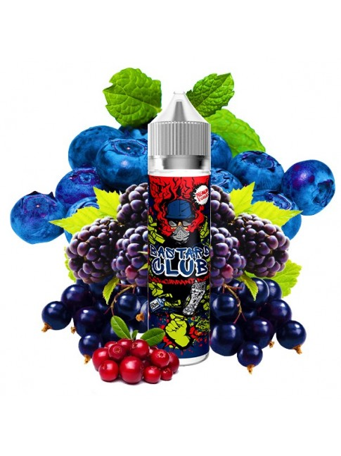Buy Blackcurrant Blood 50 ml E-liquid in our eshop – 7Vapes.no