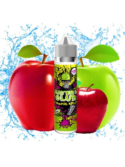 Buy Furious Apple 50 ml E-liquid in our eshop – 7Vapes.no