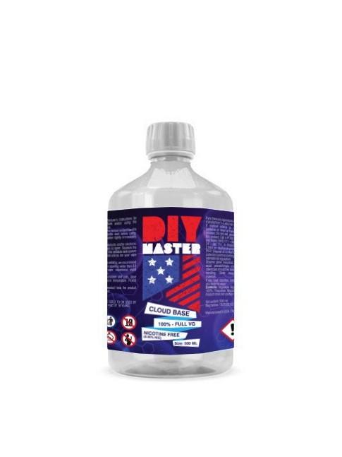 Buy DIY Master 500 ml 100VG 0 mg Base in our eshop – 7Vapes.no