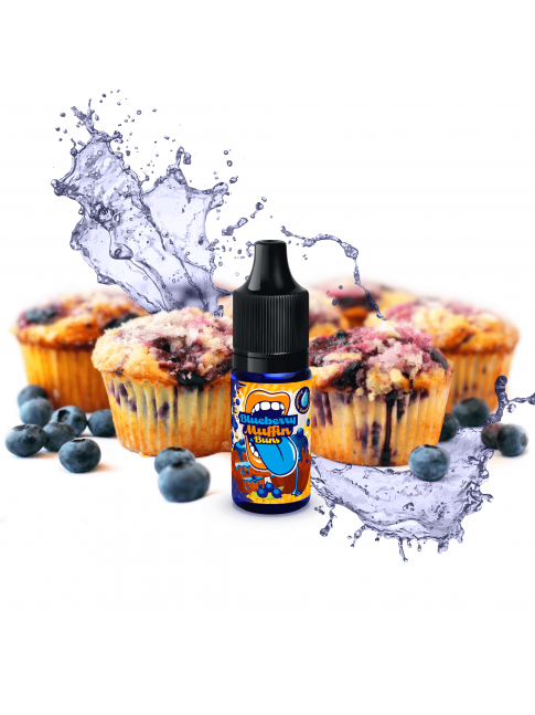 Buy Blueberry Muffin Buns flavor concentrate in our eshop –
