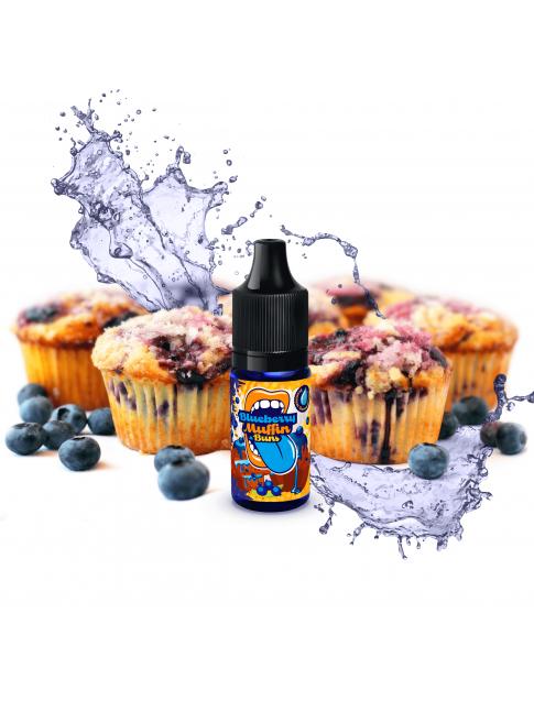 Kjøp Blueberry Muffin Buns i vår nettbutikk – 7Vapes.no