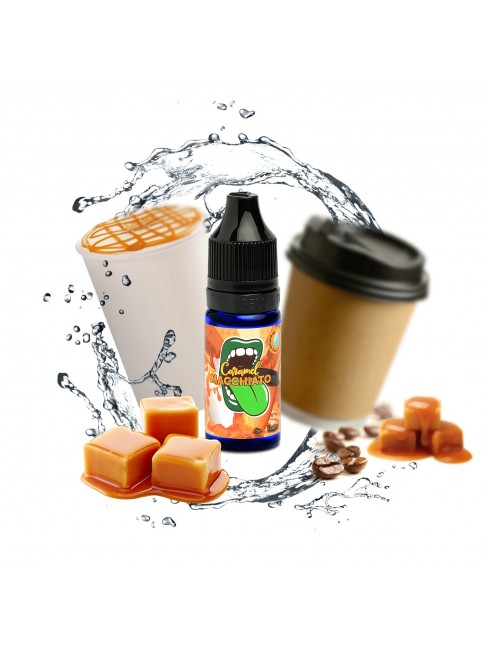 Buy Caramel Macchiato flavor concentrate in our eshop –