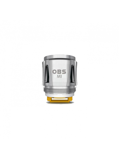 Buy OBS Cube X M1 Coilhead at our eshop – 7Vapes.no