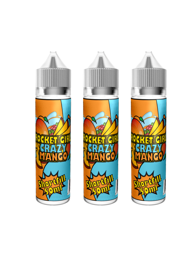 Buy Crazy Mango 50 ml at Vape Shop – 7Vapes