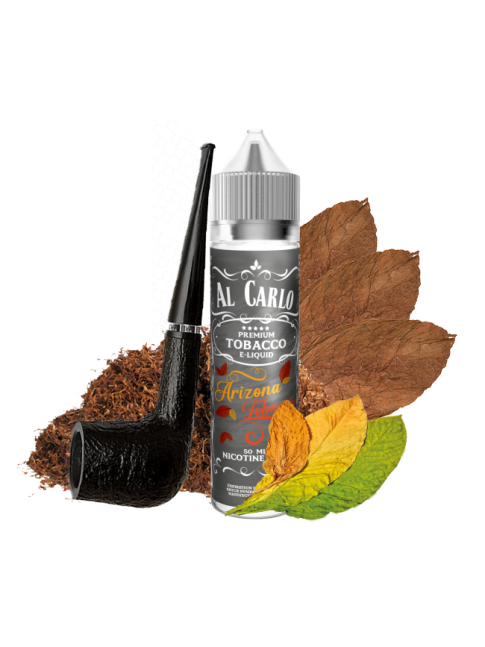 Buy Arizona Tobacco 50 ml at our eshop – 7Vapes.no