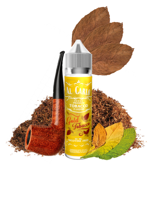 Buy Gold Tobacco 50 ml at our eshop – 7Vapes.no