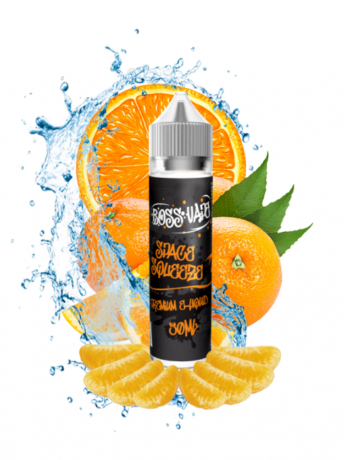 Buy Space Squeeze 50 ml at our eshop – 7Vapes.no