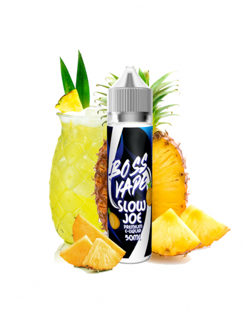 Buy Slow Joe 50 ml at our eshop – 7Vapes.no