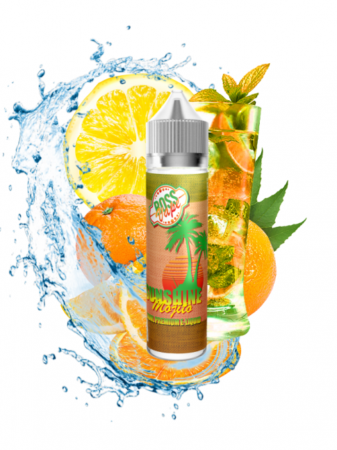 Buy Sunshine Mojito 50 ml at our eshop – 7Vapes.no