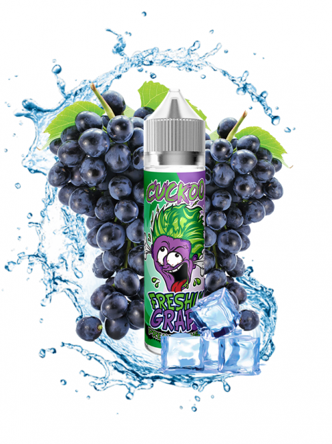 Buy Freshly Grape 50 ml at our eshop – 7Vapes.no