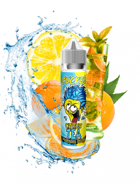 Buy Citrus Tea 50 ml at our eshop – 7Vapes.no