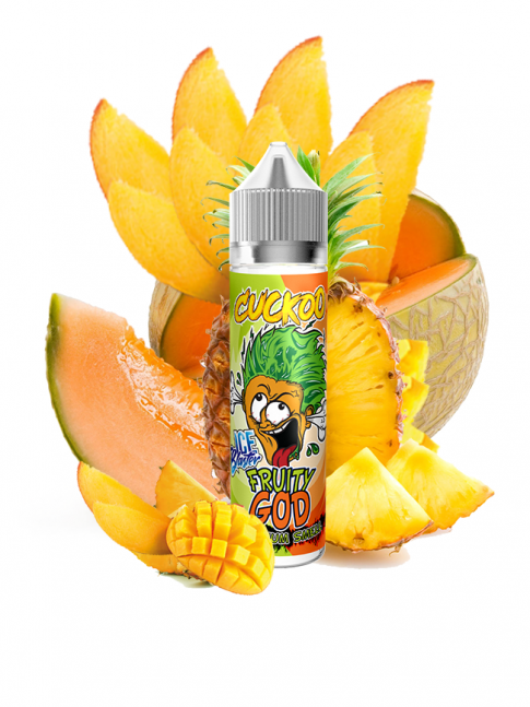 Buy Fruity God 50 ml at our eshop – 7Vapes.no